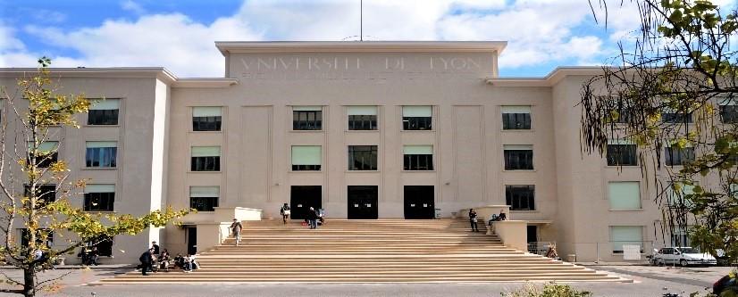 La faculté de médecine Lyon Est - Campus de Rockefeller