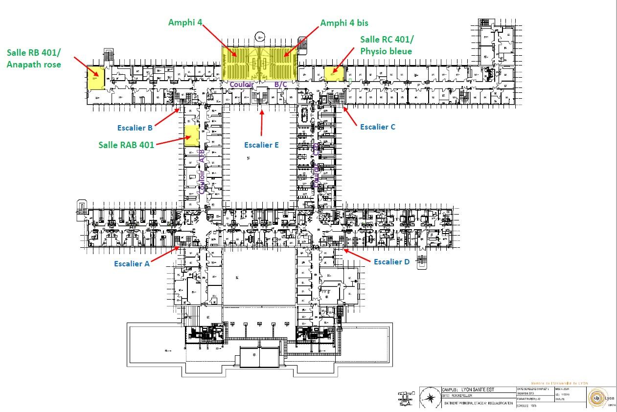 plan etage 4 bat pal